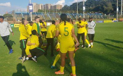 Bantwana Progress to Next Round of FIFA U-17 Women's World Cup Qualifiers