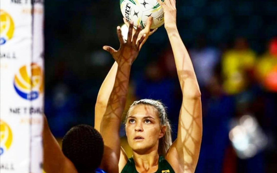 Potgieter Aims to Be World's Best Shooter