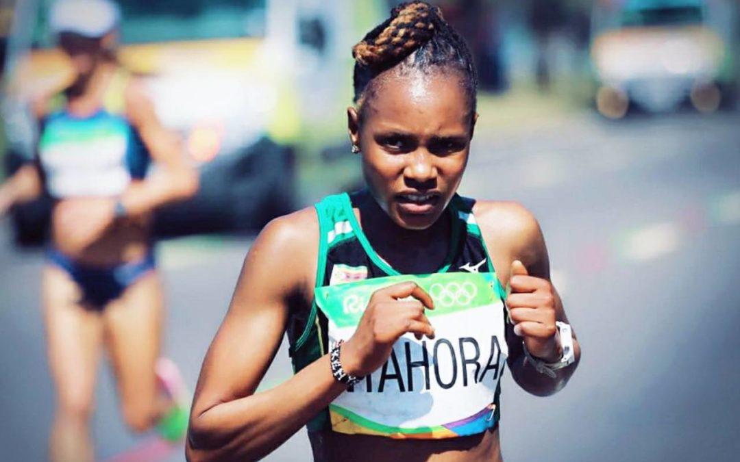 Nyahora Eyes Olympics Qualification