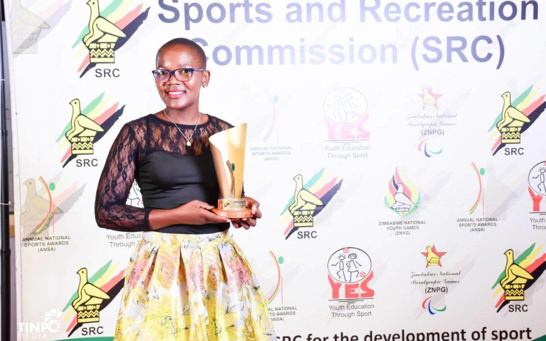 Grace Chirumanzu Stands Up for Women's Sport in Africa