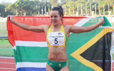 Alyssa Conley Eyeing Return to the Athletics Track