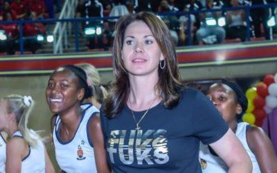 Online Training Changes Face of Tuks Netball Coaching