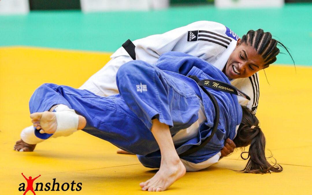 Michaela Whitebooi Puts Judo on the Map