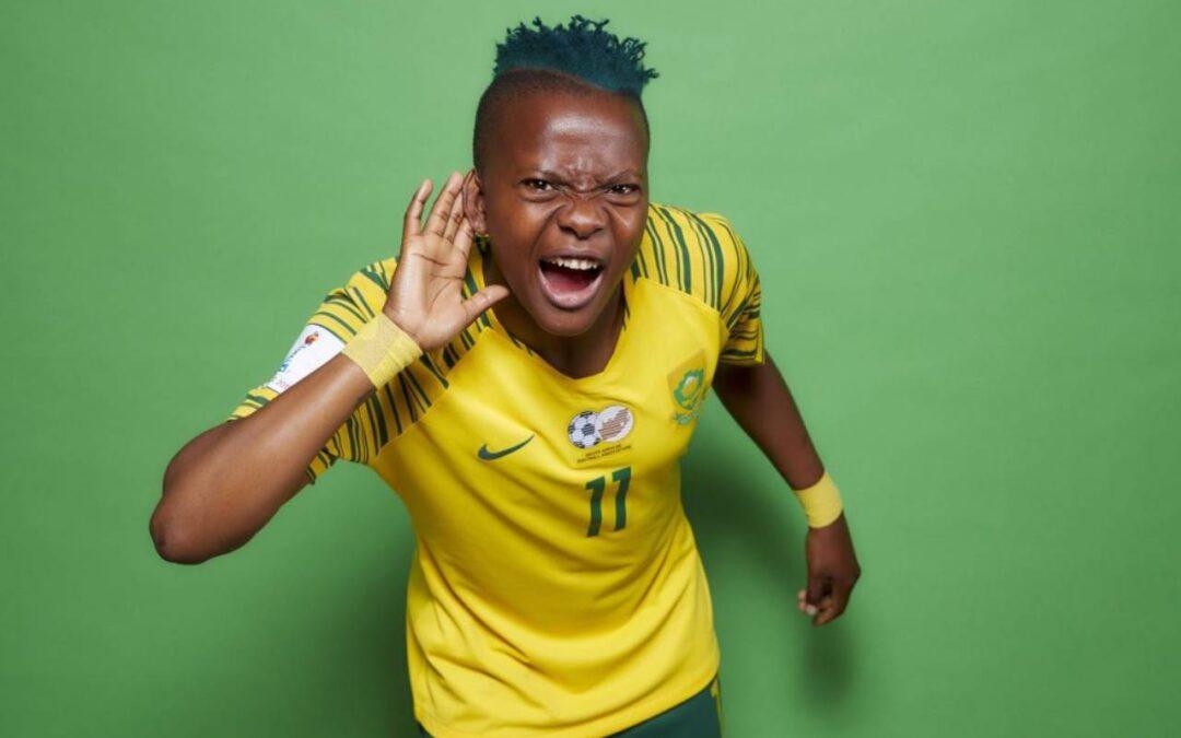 History Making FIFA Goal Changes Kgatlana's Life