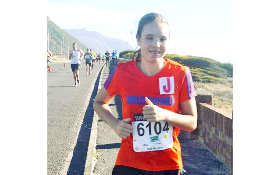 Ela Meiring's Running Miracle