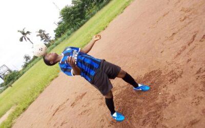 Josephine Ojinene Dreams to Represent Nigeria