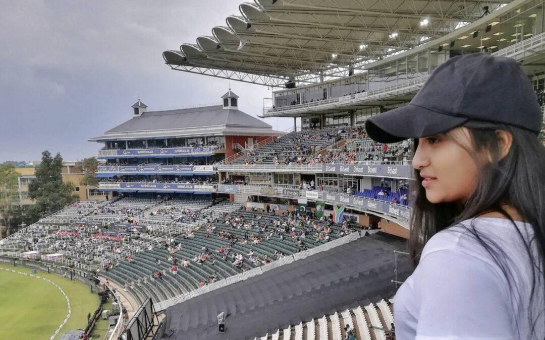 Get to Know gsport Member Nishka Sookdev