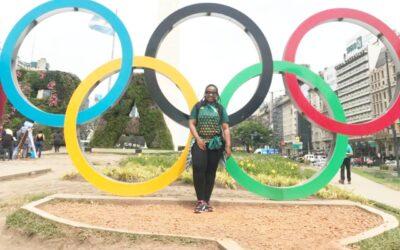 Reabetswe Mpete Nurtures Future Sport Stars