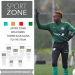 Thembi Kgatlana Joins Sport Zone as Brand Ambassador