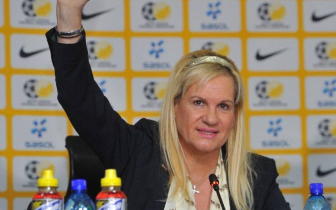 Natasha Tsichlas Lauds Creation of CAF Women's League