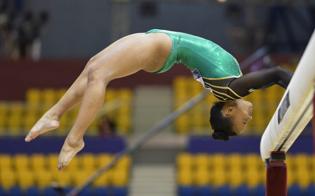SA Gymnastics Federation Tackles Transformation and Development