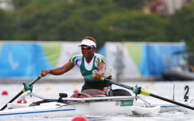 Rowing Saves Sandra Khumalo's Life