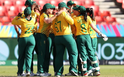Momentum Proteas Players Prepare to Return to Training