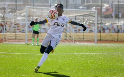 Rachel Sebati: From Ball Girl to International Football Star