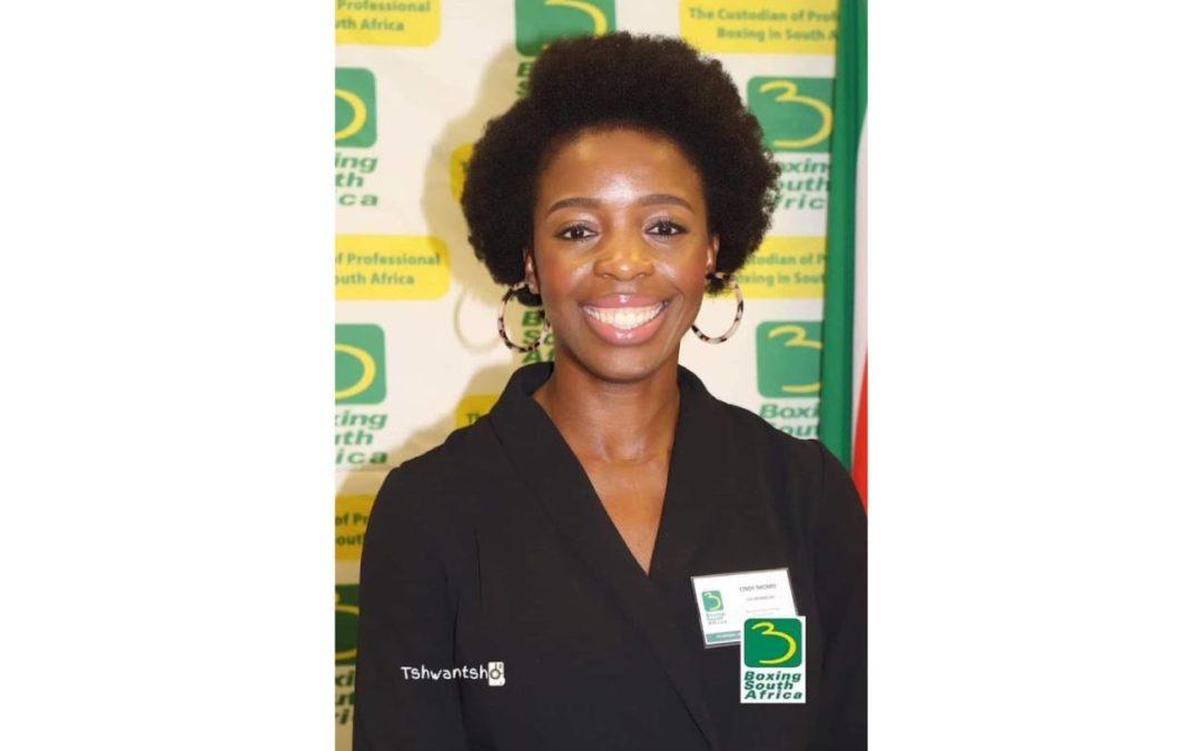 Cindy Nkomo Appointed as Acting Boxing SA CEO