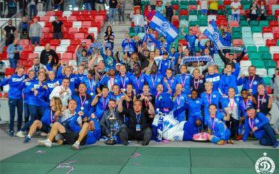 SA International Trio Win Belarusian Cup Title