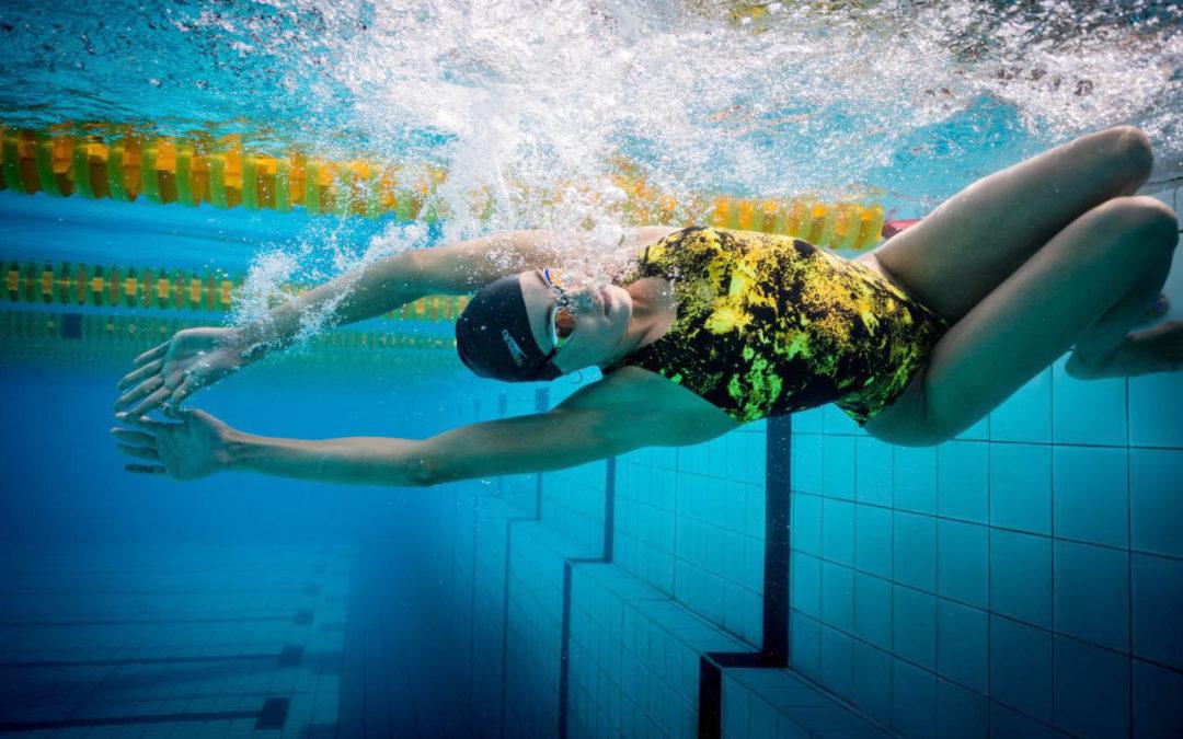 Swim Champion Tatjana  Schoenmaker Breaks SA, Continental Record