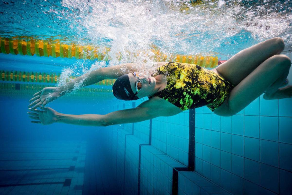 Swim champ Tatjana Schoenmaker reached a treasured milestone at the SA Shortcourse Swim Champs in Pretoria on Friday, 25 September, 2020, when she broke a 12-year old 200m breaststroke record set by Suzaan van Biljon. File photo: Supplied
