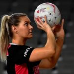Lenize Potgieter Continues to Shine in Front of Goal