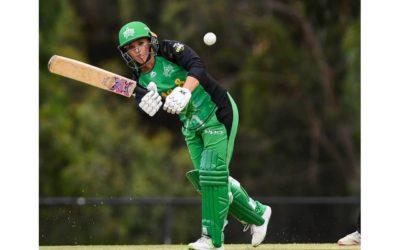 Mignon du Preez Recommits to Melbourne Stars in the WBBL