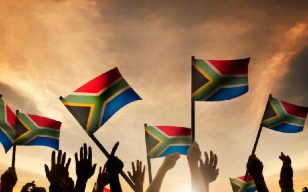 #FlytheFlag on Heritage Day