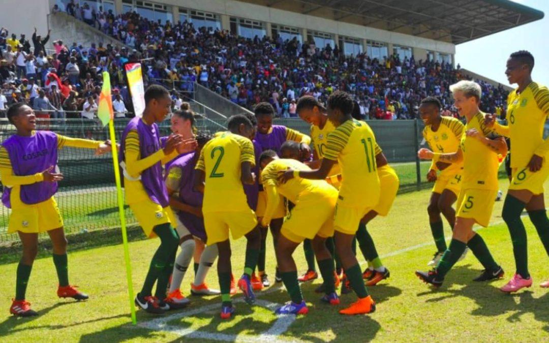 SAFA President Urges More Sponsors for Women's Football