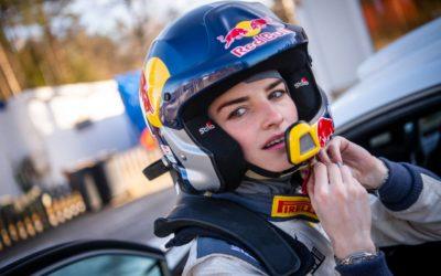 Rally Racing Runs in Catie Munnings' Blood