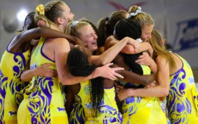 Jenny van Dyk Honours TNL Title Defence