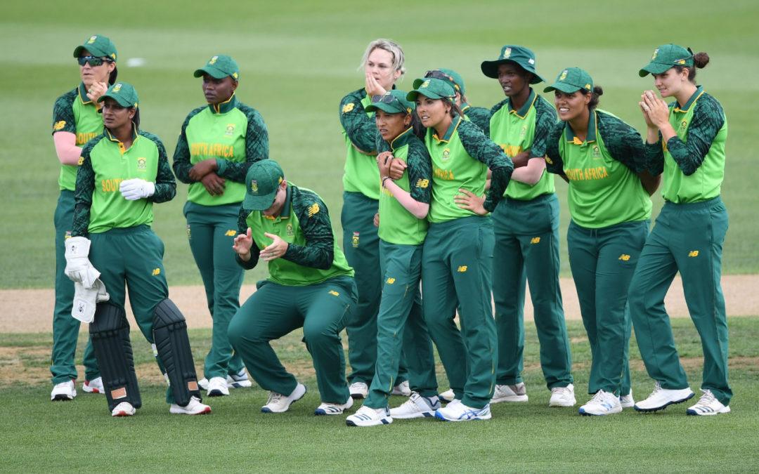 Momentum Proteas Climb ICC Women's ODI Rankings