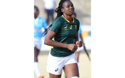 Rights Mkhari Living Her Sporting Dream