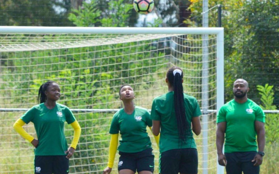 Bantwana Enter Selection Camp Ahead of COSAFA Cup