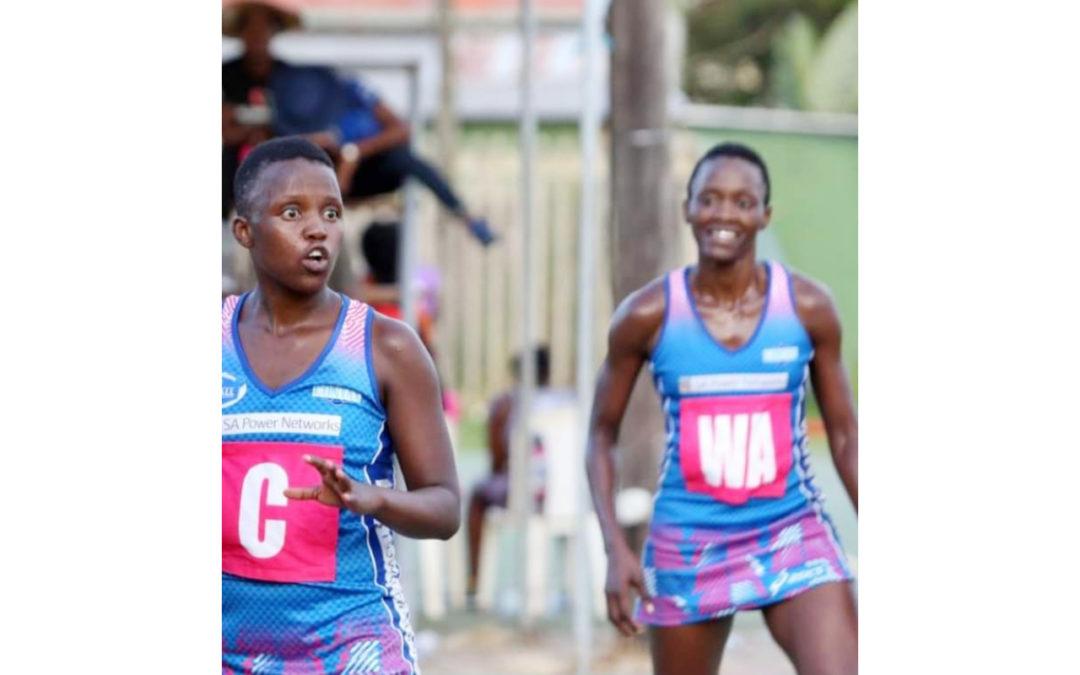 Sne Msomi Living Her Own Netball Dream