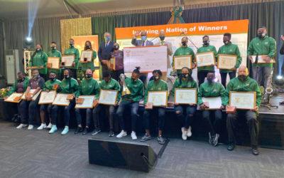 South Africa Celebrates Banyana Banyana