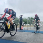 Mountain Biker Sarah Hill Wins First Road Race