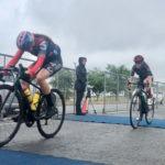 Mountain Biker Sarah Hill Wins First Road Race