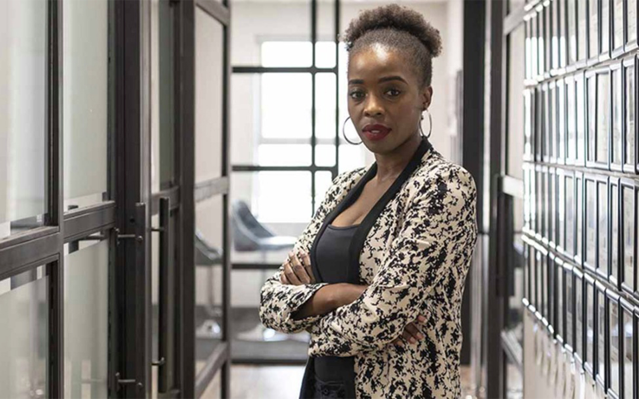 Boxing SA Acting CEO Cindy Nkomo holds office until the sport, Arts and Culture Minister Nathi Mthethwa appoints a new CEO and, being a woman at the helm of a male-dominated sport, Nkomo has taken its challenges head on. Image: Supplied