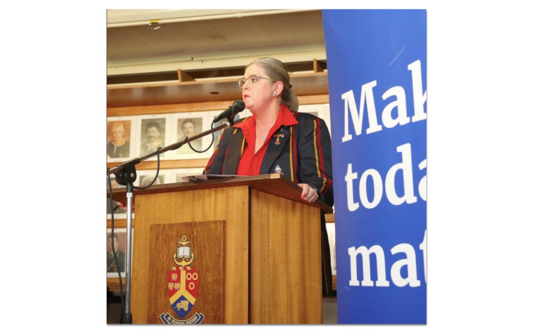 Blue Bulls Rugby Union Elects Prof Susan Adendorff as VP