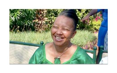 Sue Destombes Honours Dudu Dube's Legacy