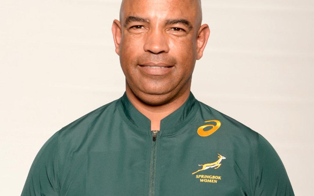 Coach Raubenheimer Looks Forward to Successful RWC Campaign