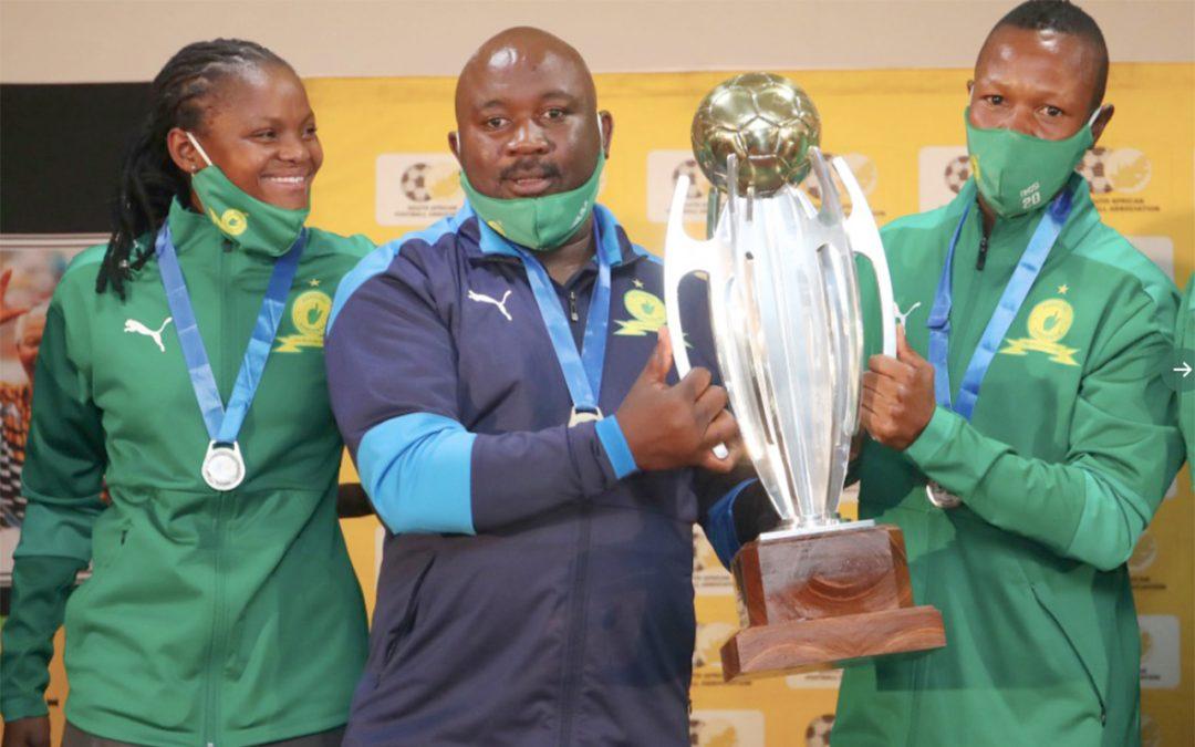 Jerry Tshabalala Positively Impacting Women's Football in SA