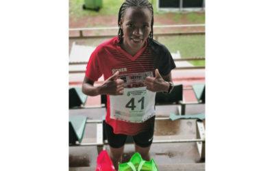 Glenrose Xaba Smashes Record at Nedbank Skosana 10km