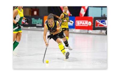 Malikah Hamza's Double Sporting Prowess