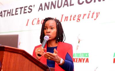 Evelyn Watta Mentors Future Sports Journalists