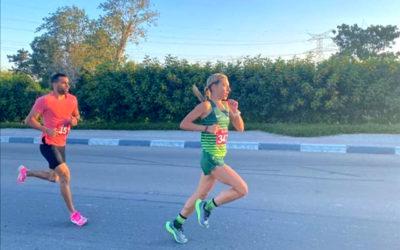Gerda Steyn's Winning Start