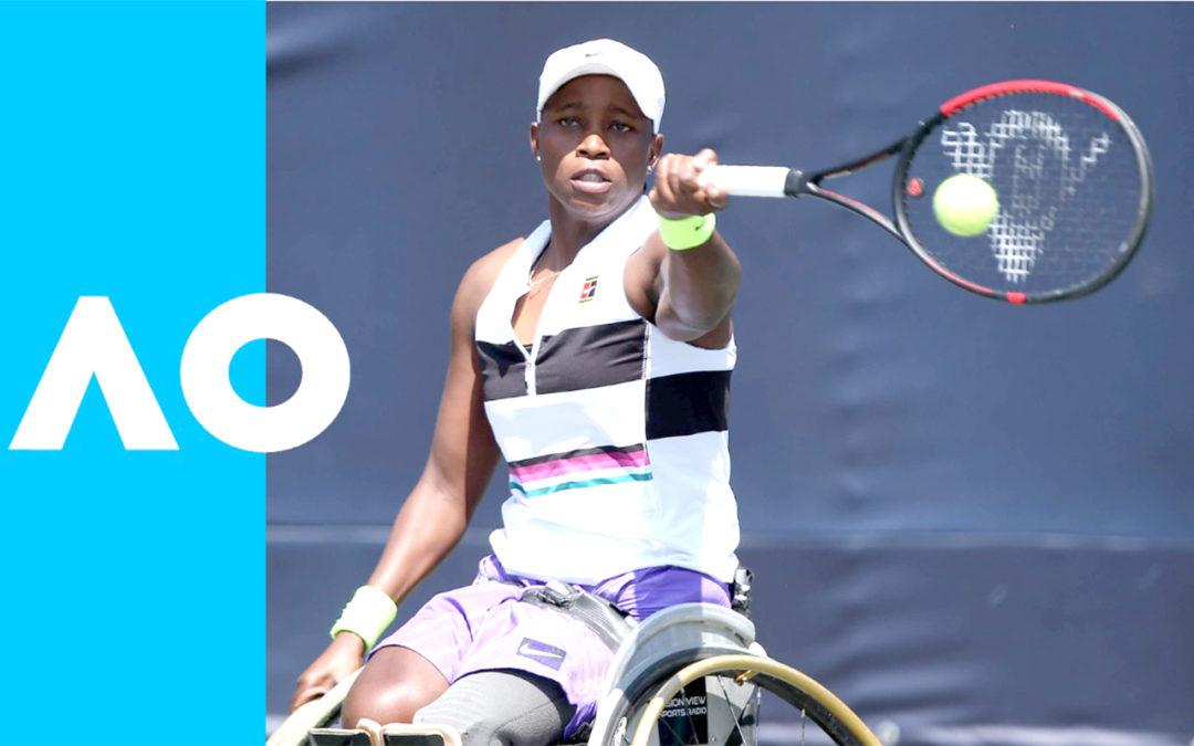 Montjane Quietly Confident Ahead of Australian Open