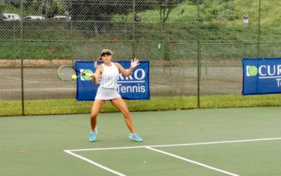 Leigh van Zyl tops Curro ITF Junior Semi-Finals in Durban