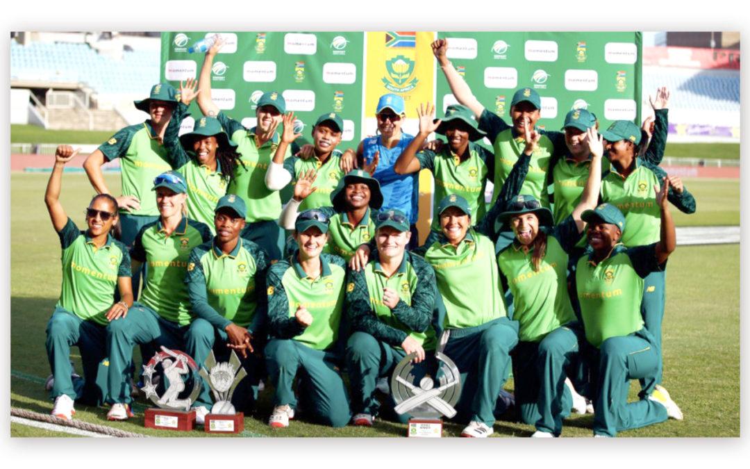 CSA Congratulates Proteas on ODI Series Sweep