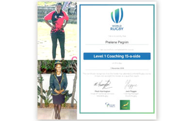 Titans Players Complete World Rugby Level 1 Coaching Course