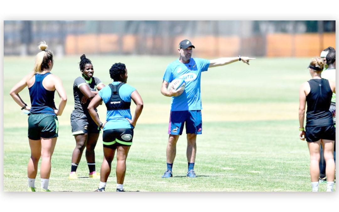 Bok Skipper Booi Embraces Support of Springbok Coaches