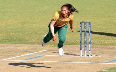 Ismail Bowls Her Way to Second in ICC Women's T20I Rankings